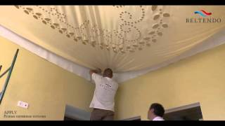 Apply Резные натяжные потолки Украина. Одесса(, 2015-10-21T18:41:12.000Z)