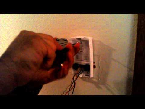 honeywell yct51n1008 standard heat cool manual thermostat 7 45
