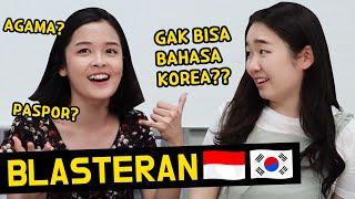 Download GIMANA SIH RASANYA JADI BLASTERAN INDONESIA-KOREA?!