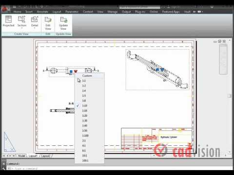 autocad 2015 mechanical tutorial pdf