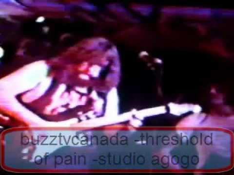 buzztvcanada threshold of pain live studio agogo.mp4