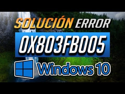 windows store error 0x803fb005