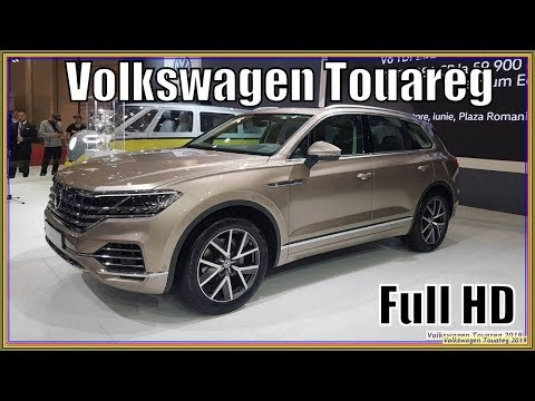 2019 Volkswagen Touareg Review - just not good enough for the price