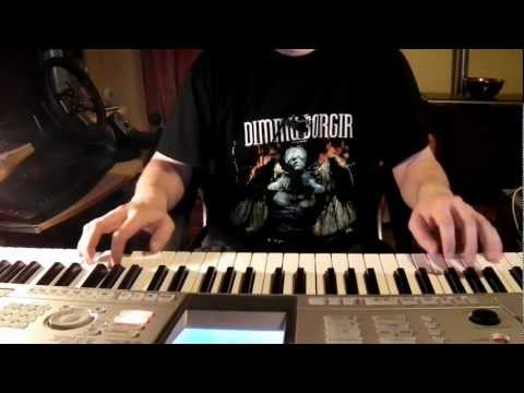Dimmu Borgir - Spellbound (by the Devil) keyboard cover