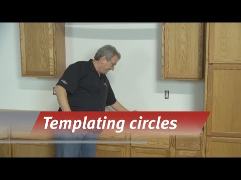 LT-2D3D - Templating Circles