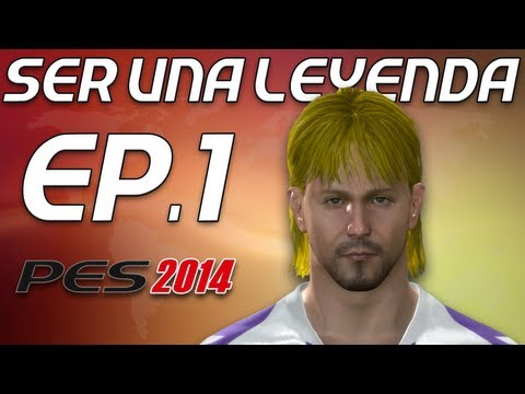 "PES 2014 | Ser una Leyenda | Ep.1 - MAX FOX ""ENGINE"" Y DEBUT"