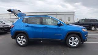 2018 Jeep Compass Orlando FL, Central Florida, Winter Park, Windermere, Clermont, FL J0513