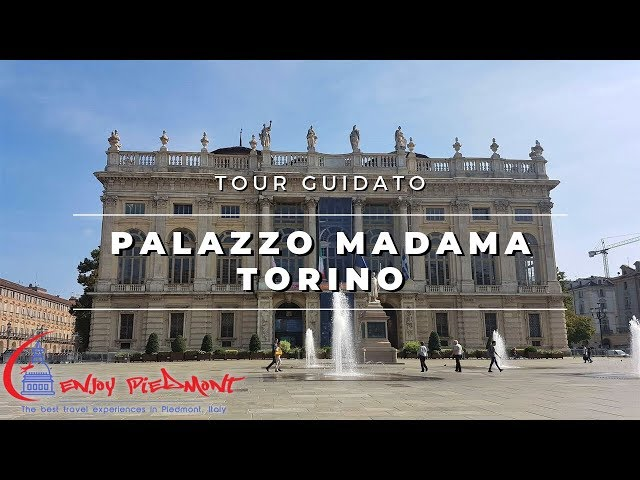 Palazzo Madama e Castello Acaja - un Castello-Palazzo con una Perla Nascosta - Tour Guidato