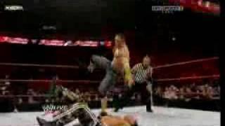 DX Vs Chris Jericho amp The Big Show Vs John Cena amp The Underaker 2/2