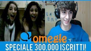 INCONTRANDO I FANS IN WEBCAM! - Omegle [SPECIALE 300.000 ISCRITTI!]