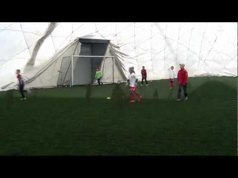 Harju JK Akadeemia U10 vs Nõmme United/Mart Poomi Jalgpallikool 2003