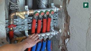 Проводка отопления и водоснабжения: интересные советы от специалистов