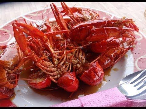 eat Crayfish เขมือบ..กุ้งภูเขาไฟเครย์ฟิช