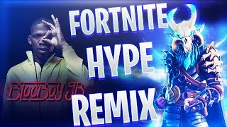 Fortnite's Hype emote remix Ft. BlocBoy JB's XXL freestyle