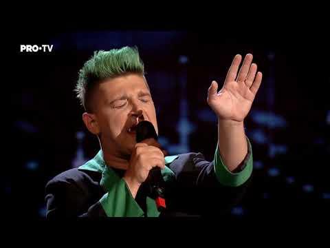 Mano Raduly Botond - In My Defence | Auditiile pe nevazute | Vocea Romaniei 2017