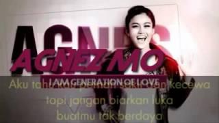 AGNEZ MO    I AM Generation Of Love   Lirik  i#AMgenerationOfLOVE