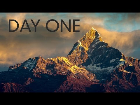 Annapurna Base Camp Trek - DAY ONE | Nepal Travel Vlog