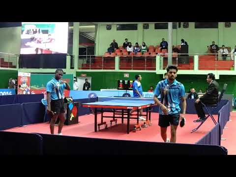 South Asian Games 2016 - Table Tennis Semi Final Match SL Vs IND