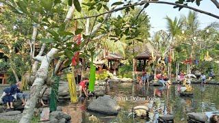 Kuliner dan Liburan Murah Jogja Istimewa Rumah Makan Kuliner Bali Ndeso Kung Flory