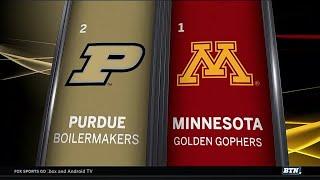 Purdue vs. Minnesota Highlights | 2018 Big Ten Baseball Tournament
