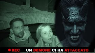 DEMON ATTACK **UN DEMONE CI HA ATTACATO**