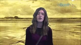 bBooth TV Singing & Music Christina aguilera bound to you by melanie vigil