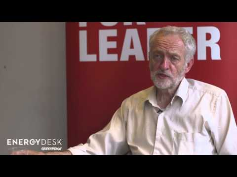 Interview: Jeremy Corbyn talks climate and energy with Energydesk