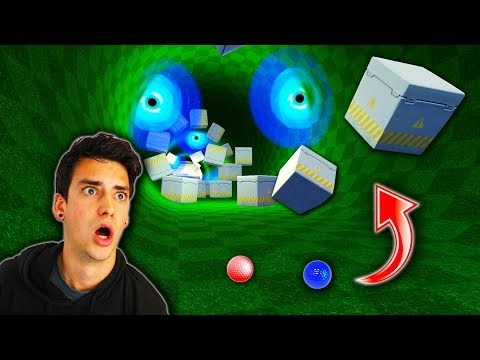 GOLFING IN SPACE?! *Insane New Map* (Golf With Your Friends) |