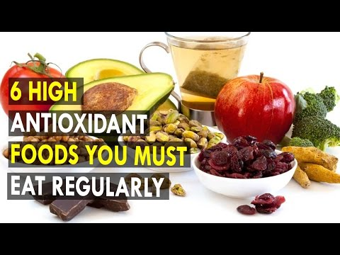 6 High Antioxidant Foods You Must Eat Regularly - Health Sutra - Best Health Tips