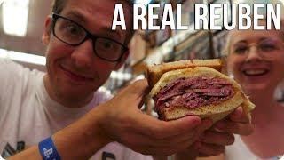 Katz Jewish Deli in New York City!