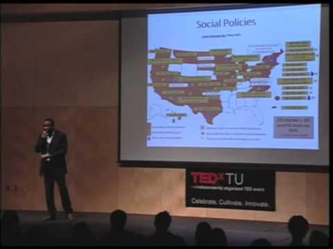 TEDxTU - Ekundayo Shittu - Changing Unsustainable Consumption Patterns