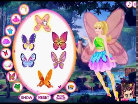 Мультфильмы Барби Barbie мир Барби игры, Игры