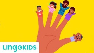 Finger Family Song - Nursery Rhymes | Lingokids - School Readiness in English
