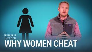 Why women cheat