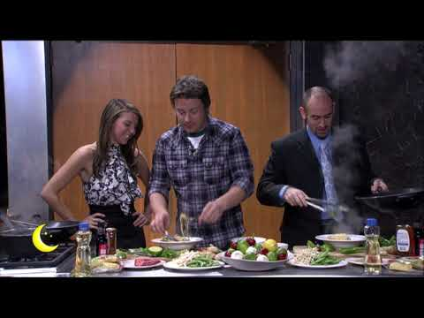 The Naked Chef Jamie Oliver and LoFiego Cook