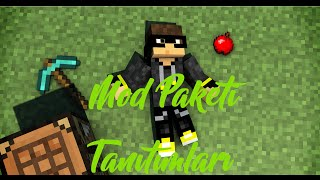 Minecraft | 1.7.10 | Efsane Mod Paketi !!