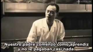Jiro Sueña con Sushi