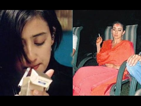 Who are the Bollywood actresses who smoke in real life ...