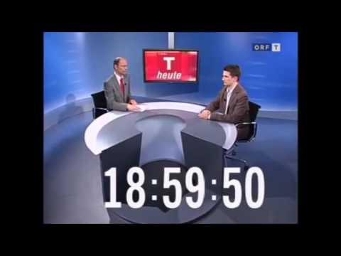 Geschichte der Bundesland heute-Intros des ORF