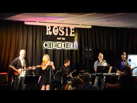 Rosie and the checkers rocknroll band