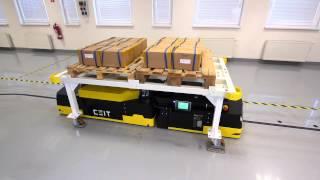 AGV system CEIT
