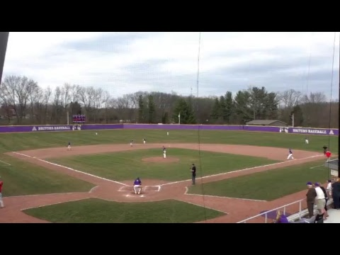 MIAA Baseball - Olivet College vs. Albion College