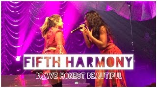 Fifth Harmony - 'Brave Honest Beautiful' (+ Interlude) Live in Manchester, UK Mp3