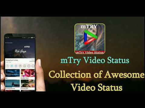 MTry Video Status App Download Now