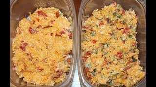 Making Pimento Cheese Two Ways – Recipe