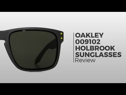 Oakley Holbrook 009102 Sunglasses Review