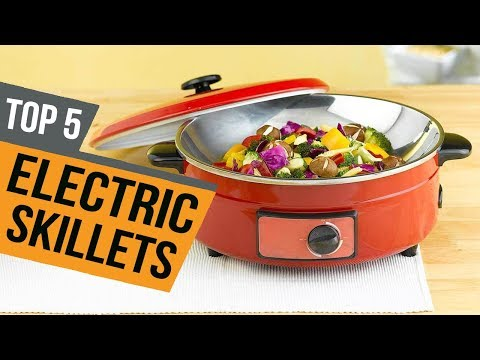 5 Best Electric Skillets 2019 Reviews