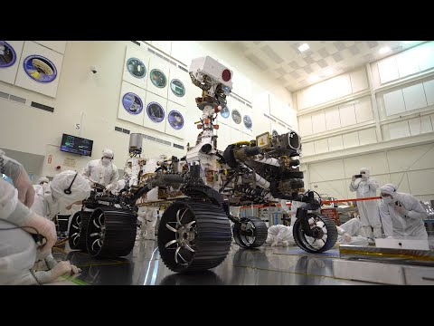 Our next Mars Rover gets closer to launch on This Week @NASA  July 10, 2020