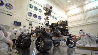 Our next Mars Rover gets closer to launch on This Week @NASA - July 10, 2020