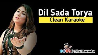 Dil Sada Torya Karaoke | Gulaab | Saraiki Karaoke | BhaiKaraoke